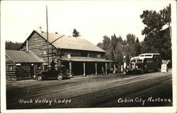 Trout Valley Lodge, Cabin City, Montana