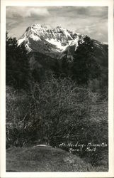 Mt. Harding - Mission Mts