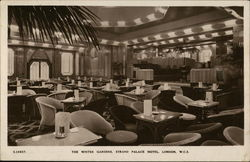 Strand Palace Hotel - The Winter Gardens