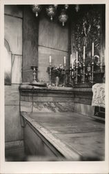 Interior, Chapel of the Holy Sepulchre