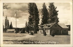 Seeley Lake Ranger Station