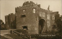 Constable Tower, Dover Castle