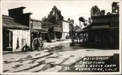 Main Street Ghost Town, Knotts Berry Farm