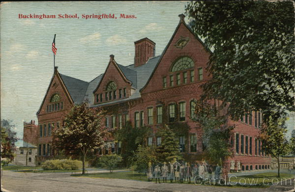 Buckingham School Springfield Massachusetts