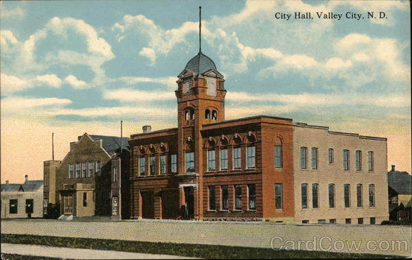 City Hall Valley City North Dakota