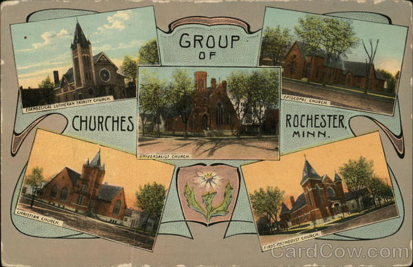 Group of Churches Rochester Minnesota