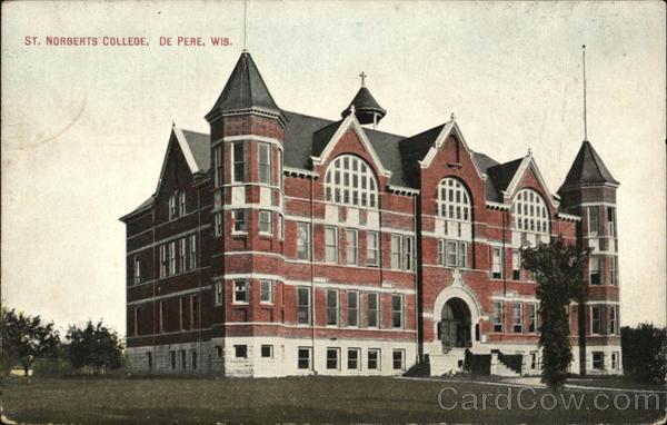 St. Norbert's College De Pere Wisconsin