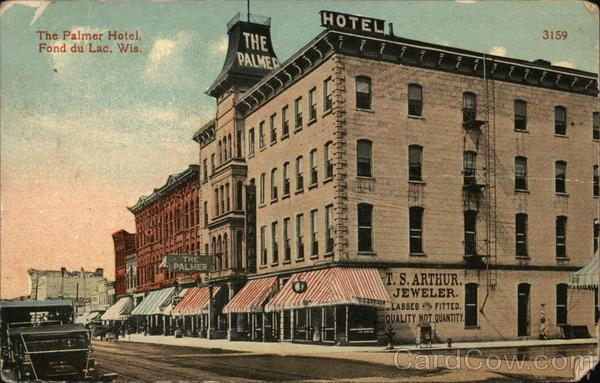 The Palmer Hotel
