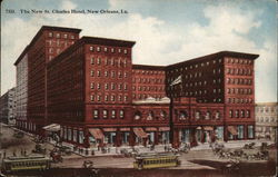 The New St. Charles Hotel
