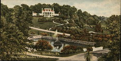 M.S. Hershey's Residence