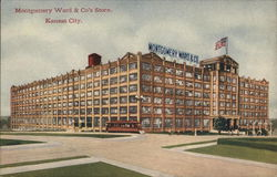 Montgomery Ward & Co.'s Store