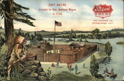 View of Fort Wayne