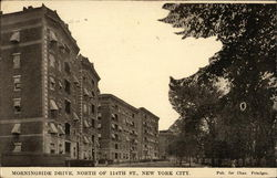 Morningside Drive, North of 114th Street
