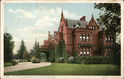 Ventfort Hall, Residence of Geo. H. Morgan