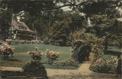 Arbor and Cottage, Hotel Aspinwall