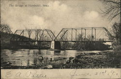 The Bridge Postcard