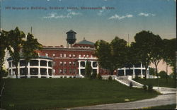 Woman's Building, Soldiers' Home