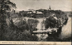 Soldiers' Home from the River