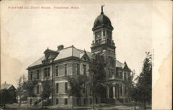 Pipestone County Court House