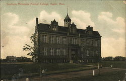 Suthern Minnesota Normal College Postcard