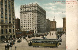 12th Street with Jefferson Hotel