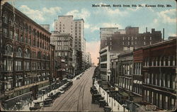 Main Street, South From 9th