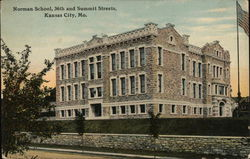 Norman School, 36th and Summit Streets