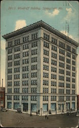 Woodruff Building Postcard
