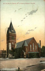 St. Mary's Church, 13th & Cherry