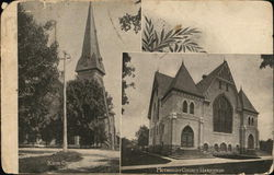 Knox and Methodist Churches