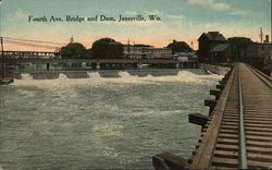 Fourth Ave. Bridge and Dam