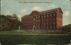 East College at Bucknell University