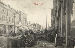 Main Street - Flood 1913