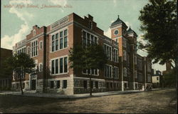 Wells' High School