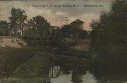 Pennsylvania R.R. Bridge, Sandusky River