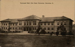 Townsend Hall at Ohio State University
