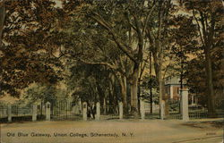 Old Blue Gateway, Union College