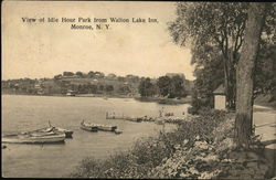 View of Idle Hour from Walton Lake Inn
