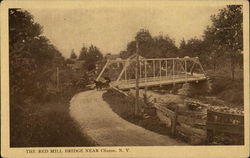 The Red Mill Bridge