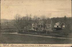 The Home of Senator F. C. Stevens