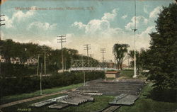 Watervliet Arsenal Grounds