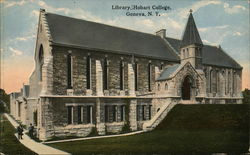 Library, Hobart College
