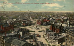 McKinley Monument and Niagara Square