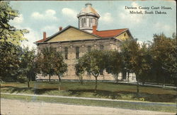 Davison County Court House