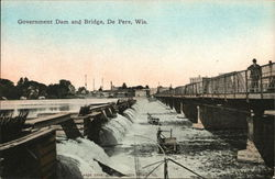 Government Dam and Bridge