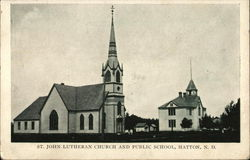 St. John Lutheran Church and Public SChool