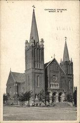 View of Catholic Church