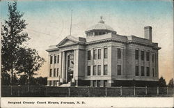 Sargent County Court House