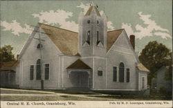 Central M.E> Church