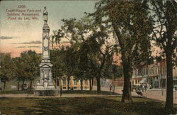 Court House Park and Soldiers Monument